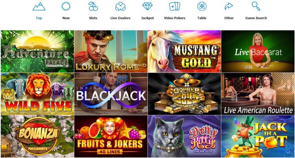 Casino X azartiniai losimai