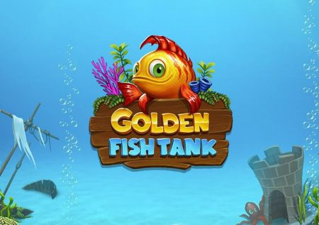 Golden Fish Tank