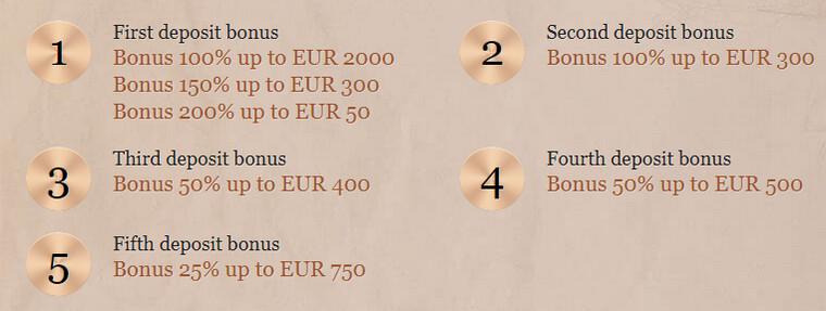 Joycasino bonusai