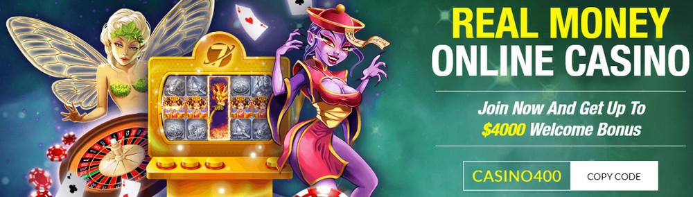 Planet 7 kazino premija: CASINO400