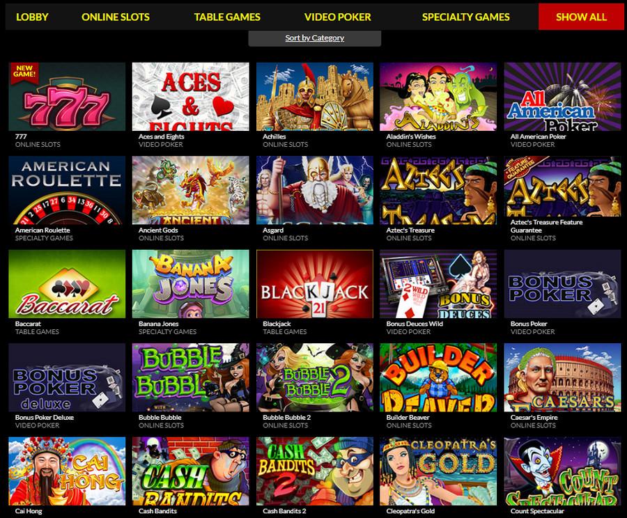 Planet 7 Casino zaidimo automatai