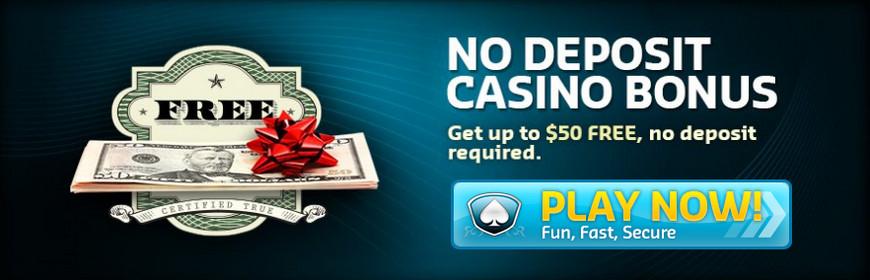 Silver Oak kazino premija $50