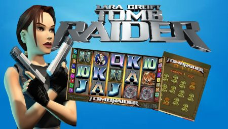Lara Croft Tomb Raider