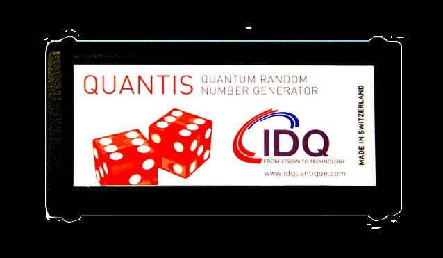 Atsitiktinių skaičių generatorius Quantis