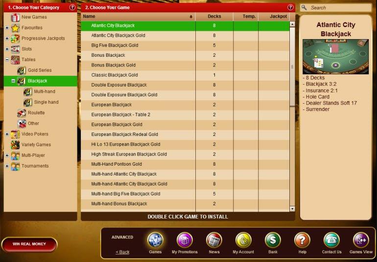 Yukon Gold Casino 430 azartinių žaidimų