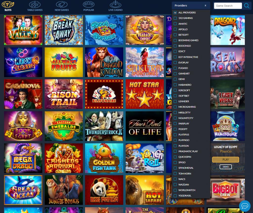Webbyslot kazino žaidimų automatai