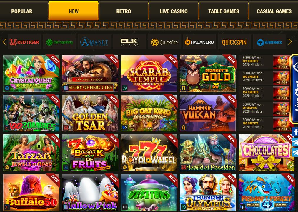 Argo kazino lošimo automatai