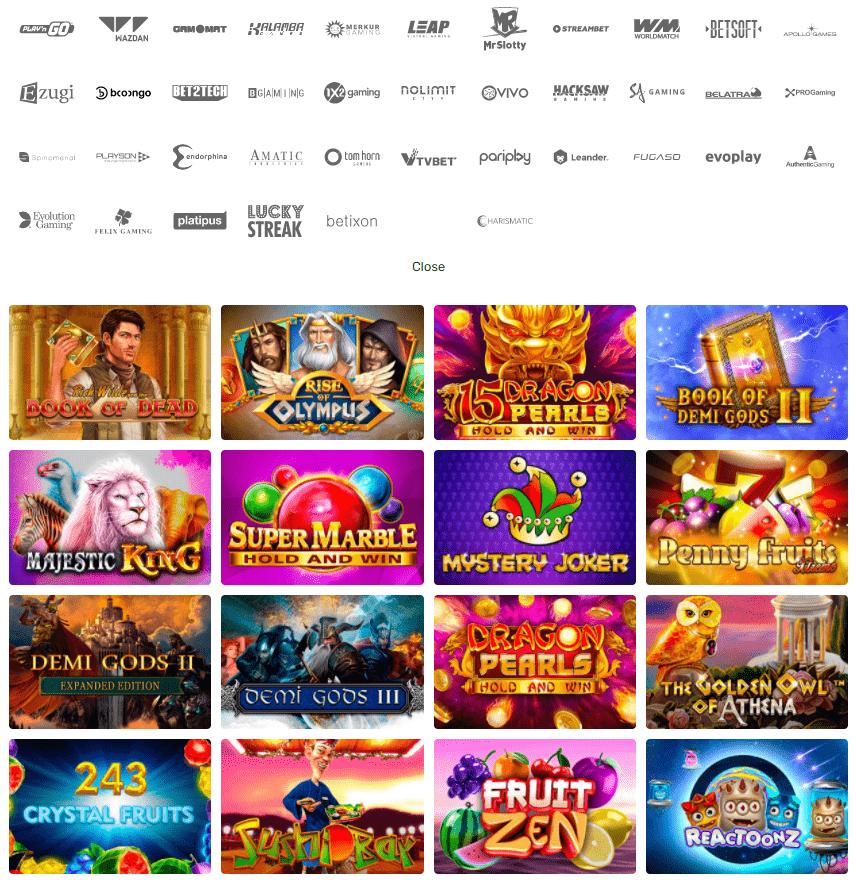 Lucky Bird kazino žaidimų automatai