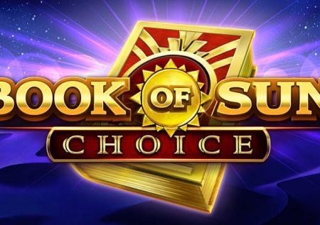 Book of Sun: Choice