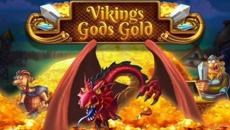 Vikings Gods Gold