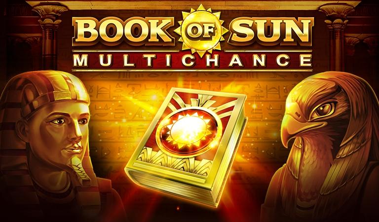 Book of Sun Multichance