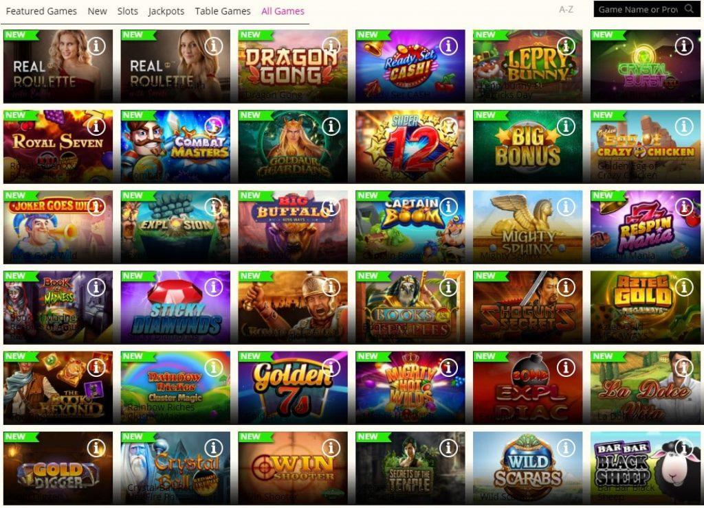 Lošimo automatai internetiniame kazino Queen Play