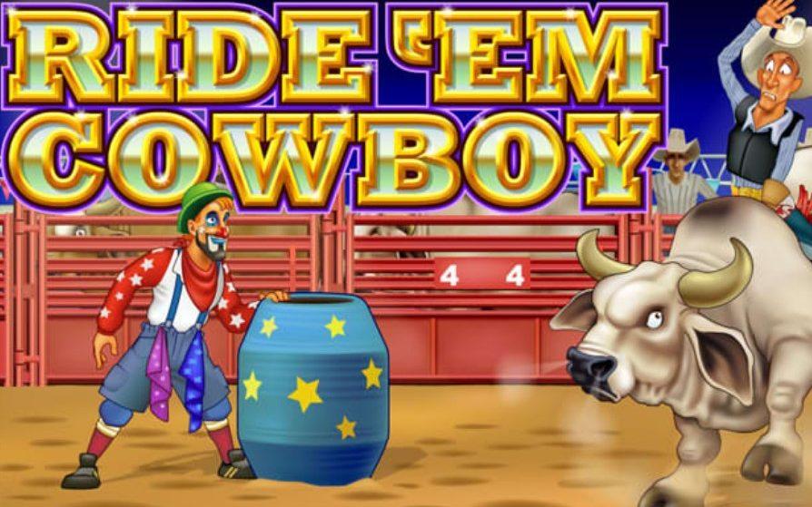 Ride 'em Cowboy