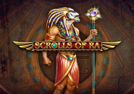 Scrolls of RA