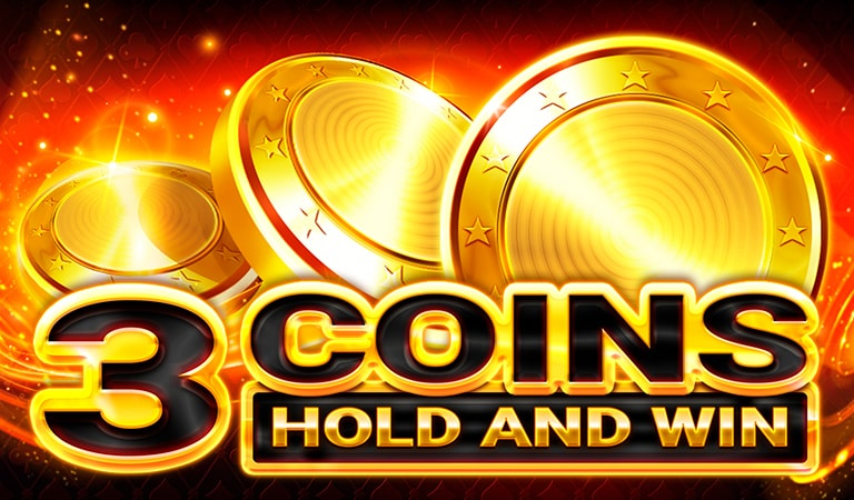 3 Coins Hold and Win