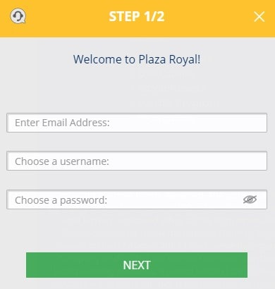 Plaza Royal Casino registracija