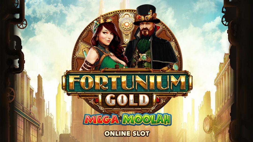 Fortunium Gold Mega Moolah