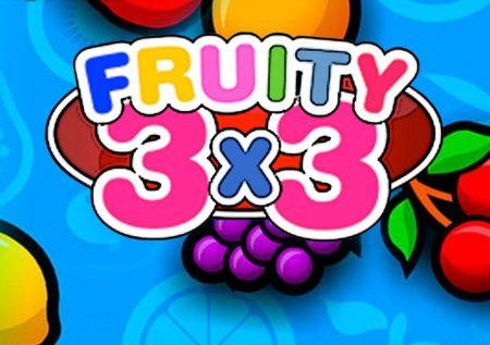 Fruity 3×3