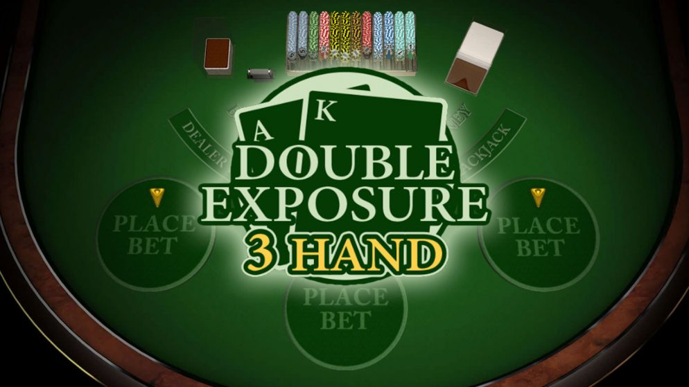 Double Exposure 3 Hand