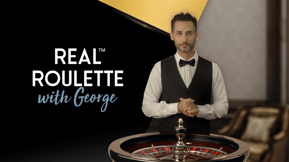 Real Roulette with George