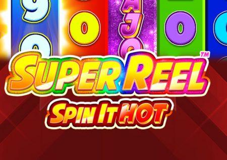 Super Reel Spin it Hot