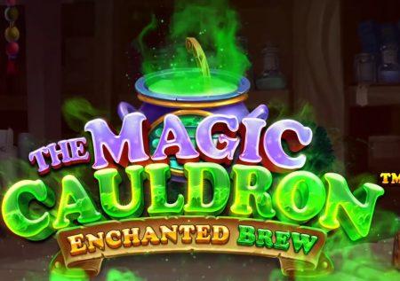 The Magic Cauldron Enchanted Brew